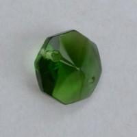 Хрустальная подвеска Оптикон зеленый