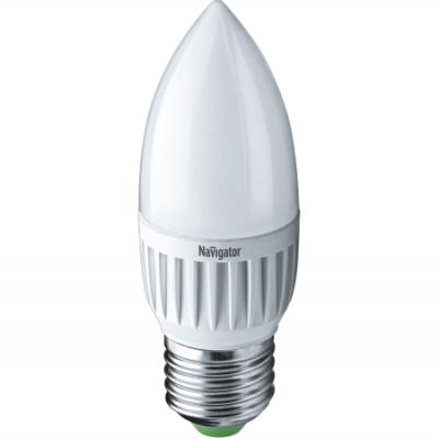 Светодиодная лампа Navigator NLL-С37 7Вт E27